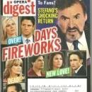 Soap Opera Digest Magazine July 8, 2008 Days of Our Lives Fireworks on the Cover