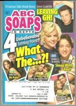 ABC Soaps in Depth Magazine July 13, 2009 Four Unbelievable Turning Points Cover