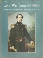 Civil War Times Magazine June 1981 Robert E. Lee on Cover