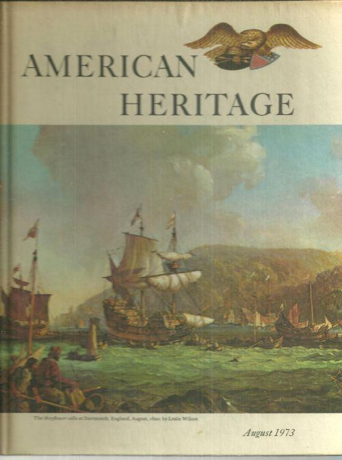 American Heritage Magazine August 1973 The Seafaring Traditions and Jumbo