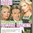 Soap Opera Digest November 11, 2008  Young and Restless Victor on Cover