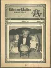 Kitchen Klatter Magazine February 1949 Let's Plant a Garden and Quilts