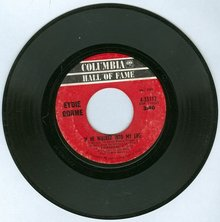 Eydie Gorme Sings If He Walked into My Life Showtunes 45RPM Record