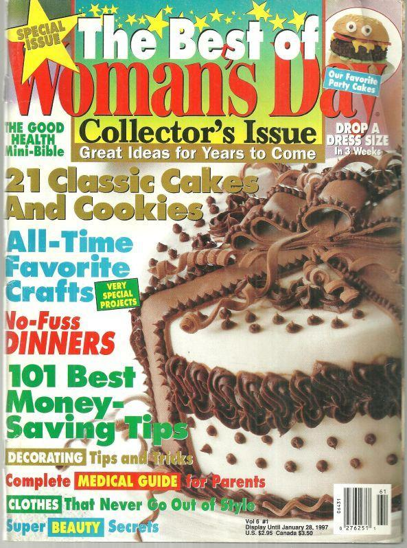 Best of Woman's Day Collector's Issue 1997 Great Ideas