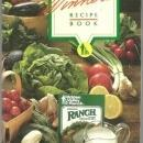 Hidden Valley Ranch Winners Recipe Book 1988 Illustrated