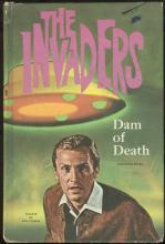 Dam of Death The Invaders by Jack Pearl 1967 Whitman Authorized Illustrated