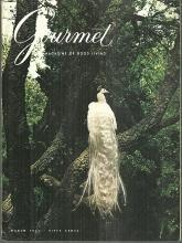 Gourmet Magazine March 1974 With Alice B. Toklas/Beer/March Dinners/Lisbon