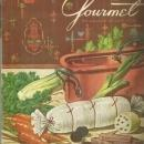 Gourmet Magazine April 1954 Everybody's Wine, Tuscany, Britain