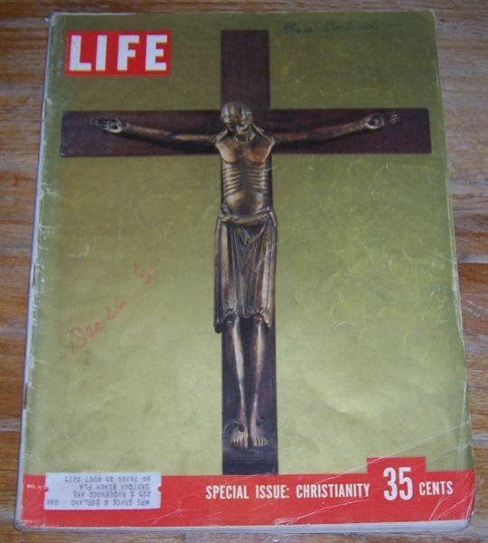 Life Magazine December 26, 1955 Special Issue Christianity/Chicago/Billy Graham