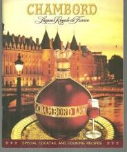 Special Cocktail and Cooking Recipes Using Chambord French Liqueur