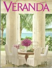 Veranda Magazine May/June 2010 Bahamian Palladio/California Citrus/Florida