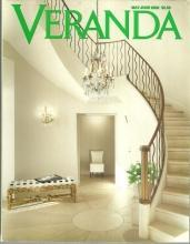 Veranda Magazine May/June 2002 Northern Italian Flavors/An Italian Outlook