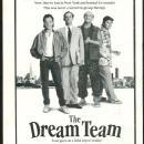 Postcard Advertising The Sneak Preview of the Movie The Dream Team 1989