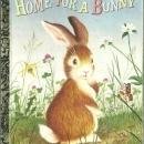 Home for a Bunny by Margaret Wise Brown Illustrated by Garth Williams 1993 LGB