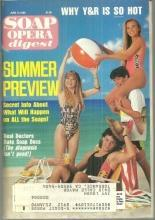 Soap Opera Digest Magazine June 13, 1989 Summer Preview Days of Our Lives Teen