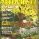 Southern Living Magazine October 2003 Fall The Golden Season/Pumpkins