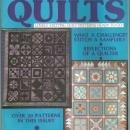 Stitch N' Sew Quilts Magazine October 1983 Reflections of a Quilter