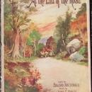 At the End of the Road Cover by Starmer 1924 Sheet Music