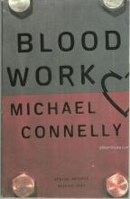 Blood Work by Michael Connelly 1997 Mystery Advance Review Copy
