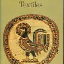 Early Decorative Textiles by W. Fritz Volbach 1969 with Dust Jacket Illustrated