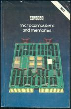 Microcomputers and Memories by Digital Equipment Corporation 1981