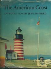 American Coast Introduction by Jean Stafford 1971 1st edition with Dust Jacket