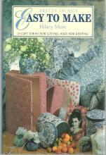 Pretty Things Easy To Make by Hilary More 1989 1st edition with Dust Jacket