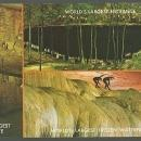 Vintage Oversize Postcard. Cathedral Caverns, Alabama, World's Greatest Caverns