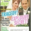 Soap Opera Digest Magazine September 30, 2008  General Hospital Tragedy Cover