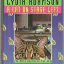 Cat on Stage Left An Alice Nestleton Mystery by Lydia Adamson 1998 with DJ