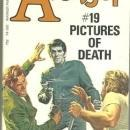 Pictures of Death by Kenneth Robeson Avenger #19 1973 Vintage Paperback