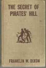 Secret of Pirates' Hill by Franklin Dixon Hardy Boys #36 Brown Tweed Cover