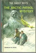 Arctic Patrol Mystery by Franklin Dixon Hardy Boys #48 Matte Blue Cover 1969