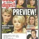 Soap Opera Digest October 4, 2005 Young and Restless Shockers/Billy Warlock