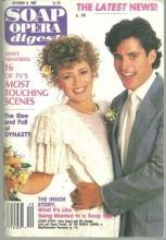Soap Opera Digest October 6, 1987 Lyla and Casey Wed From ATWT on Cover