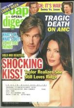 Soap Opera Digest October 21, 2008 Taylor and Ridge Bold and Beautiful on Cover