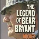 Legend of Bear Bryant by Mickey Herskowitz 1987 1st edition with Dust Jacket