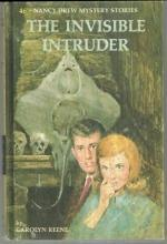 Invisible Intruder by Carolyn Keene Nancy Drew #46 1969 Yellow Matte Cover