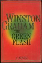 Green Flash by Winston Groom 1986 1st edition Novel with Dust Jacket