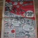 1964 Western Tire Auto Store Mishawaka Indiana Christmas Gift Sale Newspaper Ad