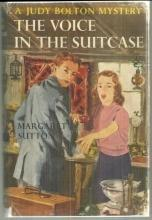 Voice in the Suitcase by Margaret Sutton Judy Bolton Mystery Vol. 8 1935 with DJ