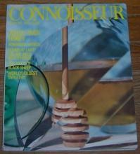 Connoisseur Magazine August 1987 Sweet on Honey