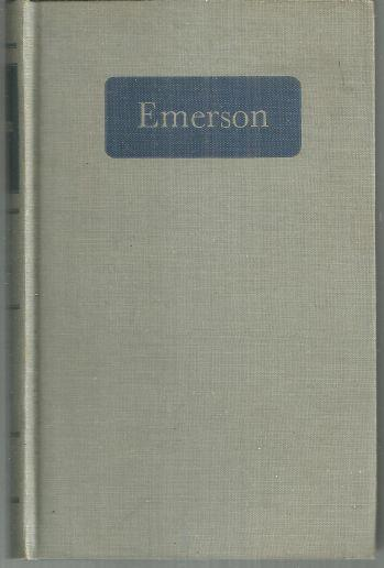 Portable Emerson by Ralph Waldo Emerson 1946 1st edition Viking Portable Library