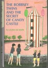 Bobbsey Twins and the Secret of Candy Castle by Laura Lee Hope #61 Pictorial