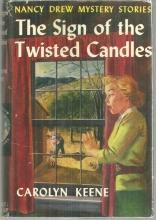 Sign of the Twisted Candles by Carolyn Keene Nancy Drew # 1933 with Dust Jacket