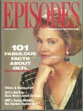 Episodes ABC Soaps Magazine January/February 1992 101 Things to Know OLTL