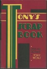 Tony's Scrap Book 1935-1936 Edited by Tony Wons 1935 with Dust Jacket