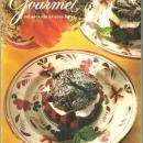 Gourmet Magazine May 1991 Chocolate Raspberry Shortcakes On Cover