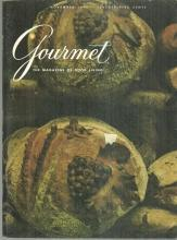 Gourmet Magazine November 1974 Lorraine/Artisans of Florence/Breads/Turkey