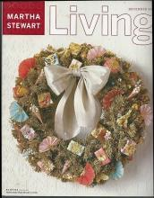 Martha Stewart Living December 2002 Victorian Holiday/Rocky Mountain Christmas